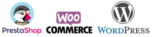 Applications Prestashop woocommerce wordpress